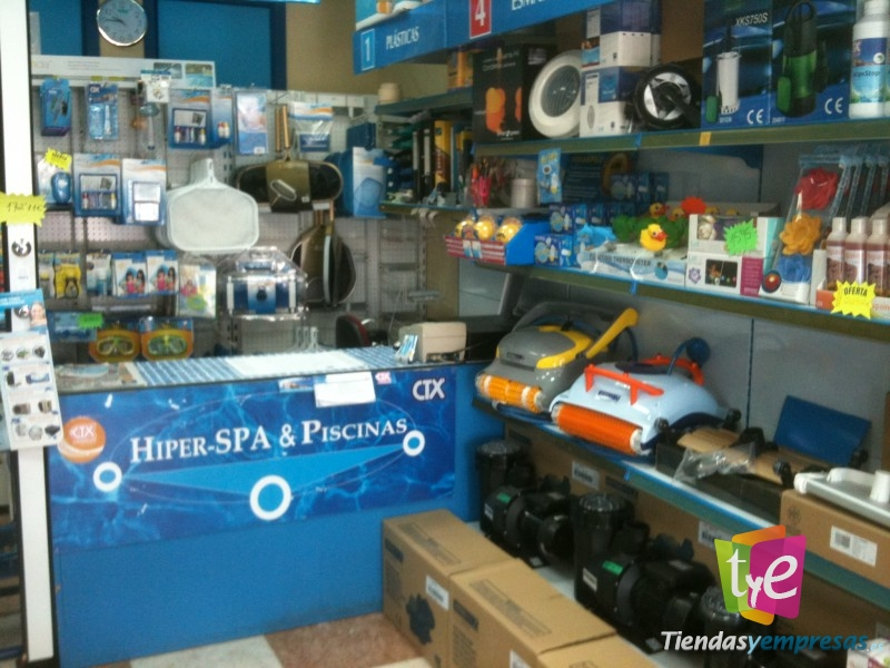 Tienda de productos piscinas spas y saunas for Productos piscinas
