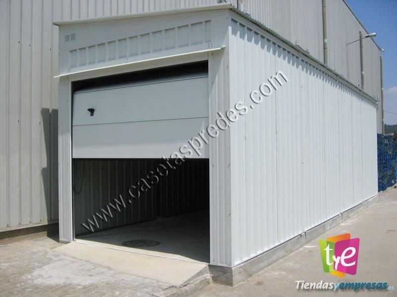 Predes - Garajes prefabricados de madera ...