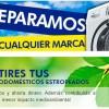 Repara tu electrodoméstico: Ahorra y recicla