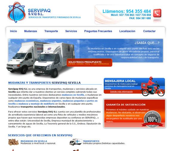 Mudanzas y transportes en sevilla consejos y recomendaciones empresas - Empresas mudanzas sevilla ...