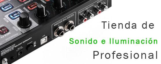 Tienda de sonido Sevilla